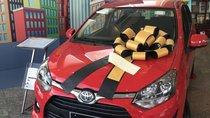 Toyota Tân Cảng bán xe Wigo 1.2AT giao ngay, đủ màu, trả trước 100tr nhận xe