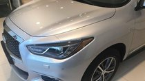 Bán Infiniti QX60 đời 2017 màu bạc, nhập khẩu nguyên chiếc từ Mỹ