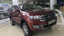 Bán Ford Everest 2.0L Trend AT năm 2018, màu đỏ, nhập khẩu