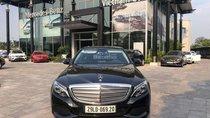Bán Mercedes C250 EX, ĐK 2018, màu đen, nội thất đen, lướt như mới, đi 900km - ĐT: 0934299669