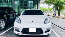 Cần bán xe Porsche Panamera 4.8 AT sản xuất 2010, màu trắng