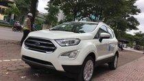 Cần bán lại xe Ford EcoSport 1.5L Titanium 2018, màu trắng, giá tốt