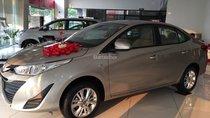 Toyota Hải Dương bán Vios E CVT số tự động vô, trả góp 80% - LH Mr Thắng 0906.34.11.11