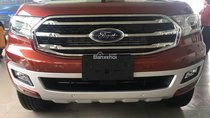 Ford Everest mới ưu đãi gói phụ kiện đến 30 triệu, bảo hiểm thân vỏ, xe giao ngay, ngân hàng hỗ trợ 90%. LH 0974286009