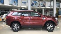 Cần bán Ford Everest Titanium 4x2 đời 2018, màu đỏ, nhập khẩu nguyên chiếc