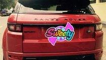 Cần bán gấp LandRover Range Rover 2013, màu đỏ, nhập khẩu