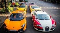 Những siêu xe làm nên tên tuổi của đại gia Minh Nhựa
