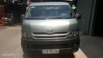 Cần bán xe Toyota Hiace đời 2010, giá tốt. Liên hệ 0917174050 Thanh