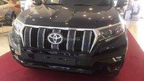 Cần bán Toyota Prado năm 2018 màu đen, giá 2 tỷ 340 triệu, nhập khẩu nguyên chiếc