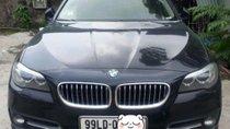 Bán ô tô BMW 5 Series 528i năm sản xuất 2014, màu đen