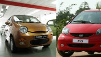 Nên mua ô tô mới Trung Quốc hay xe cũ Nhật, Hàn,...?