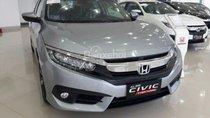 Bán Honda Civic 2018 màu bạc giao ngay, nhanh gọn trong ngày, giá tốt, rút thăm trúng SH, ngân hàng lãi suất thấp