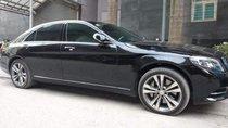 Cần bán lại xe Mercedes S500 2014, màu đen, nhập khẩu chính chủ