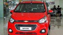 Cần bán Chevrolet Spark năm 2018, màu đỏ, giá chỉ 389 triệu