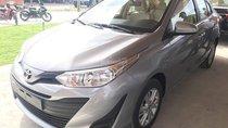 Cần bán xe Toyota Vios năm sản xuất 2018, màu bạc - Xe có sẵn, giao ngay, giá tốt liên hệ 0902959586 gặp Đình Cường