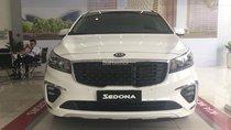 Bán Kia Sedona Platinum D đời 2019, màu trắng