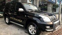 Cần bán gấp Toyota Land Cruiser Prado năm 2008, màu đen, xe nhập
