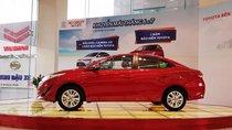 Khai lộc đầu xuân - thần tài dẫn lối - mua ngay Toyota Vios 1.5E
