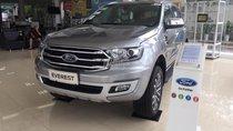 Lào Cai Ford bán Ford Everest 2.0 Turbo màu bạc giá tốt nhất, có xe giao ngay khi liên hệ 094.697.4404