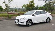 Cần bán Hyundai Accent 1.4L MT Base đời 2018, màu trắng, nhập khẩu, mới 100%