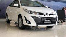 Vios 1.5E trả trước từ 120tr, KM phụ kiện chính hãng, hỗ trợ trả góp lãi suất thấp tại Toyota Mỹ Đình