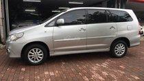 Bán Toyota Innova G năm sản xuất 2012, màu bạc giá cạnh tranh