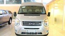 Cần bán xe Ford Transit 2.4 SVP đời 2018, giá 765tr, hỗ trợ trả góp cao, giao xe tại nhà, LH 0974286009
