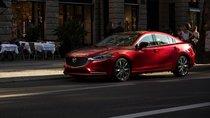 10 mẫu xe nổi bật không hề thua kém Mazda 6 2018