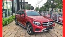 Bán xe Mercedes GLC250 2016 chính hãng, trả trước 650 triệu nhận xe ngay