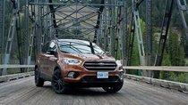 10 mẫu xe nổi bật có thể thay thế Ford Escape 2018