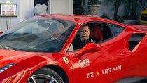 Phần đầu nát bét, siêu xe Ferrari 488 GTB của Tuấn Hưng mất bao nhiêu tiền để sửa chữa?