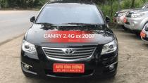 Bán xe Toyota Camry 2.4G sản xuất năm 2007, màu đen