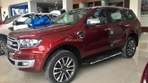 Giảm giá 2019 Ford Everest Bi-Turbo, Trend 2018 đủ màu, giao ngay, tặng bảo hiểm vật chất, dán phim-LH 0909907900