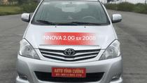 Bán ô tô Toyota Innova 2.0G năm 2008, màu bạc