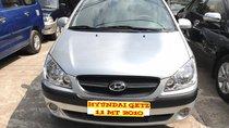 Cần bán xe Hyundai Getz 1.1MT sản xuất 2010, màu bạc, xe nhập, giá chỉ 230 triệu