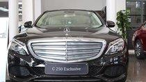 Bán xe Mercedes C250 mới giá cạnh tranh nhất miền Bắc