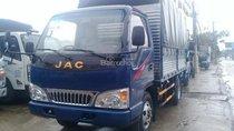 Bán xe tải Jac 2T4, xe tải Jac 2.4 tấn, thùng dài 3.7 mét