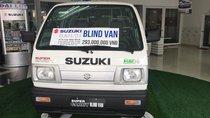 Suzuki Blind Van 2018 - Xe tải nhỏ chạy trong Tp 24/7 xe có sẵn, giao ngay