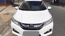 Bán Honda City 2017 tự động, màu trắng, xe đi đúng 37000km đẹp