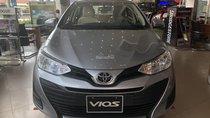 Cần bán xe Toyota Vios 1.5E MT năm 2018, màu bạc