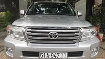 Cần bán xe Toyota Land Cruiser 4.6 đời 2013, xe đẹp bao test hãng, nhập khẩu nguyên chiếc