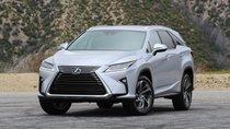 10 mẫu xe thay thế hoàn hảo crossover hạng sang Lexus RX 2018