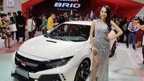Phiên bản hiệu suất cao Honda Civic Type R gây ấn tượng tại triển lãm VMS 2018