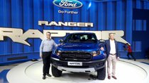 Giá lăn bánh Ford Ranger Raptor 2019 - 'siêu bán tải' mới nhất Việt Nam