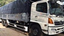 Xả hàng lô xe Hino 15 tấn thùng dài 2017, giá cực rẻ mới 100%