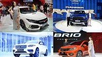 Hàng loạt mẫu xe ''hot'' chọn VMS 2018 làm sân khấu ra mắt thị trường Việt Nam