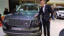 [VMS 2018] Cận cảnh SUV hạng sang Range Rover Autobiography LWB 2019