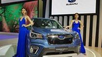 Subaru Forester 2019 lộ diện hoàn toàn tại Triển lãm Ô tô Việt Nam 2018