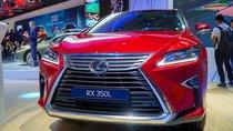 Chiêm ngưỡng phiên bản 7 chỗ của Lexus RX 350L 2019 tại triển lãm ô tô Việt Nam 2018