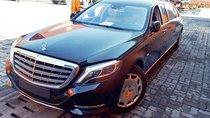 Siêu phẩm Limousine xa hoa Mercedes-Maybach S600 Pullman thứ 2 về Việt Nam